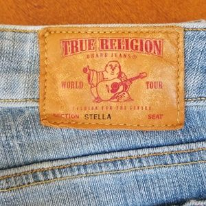 True Religion Stella Jeans... skinny